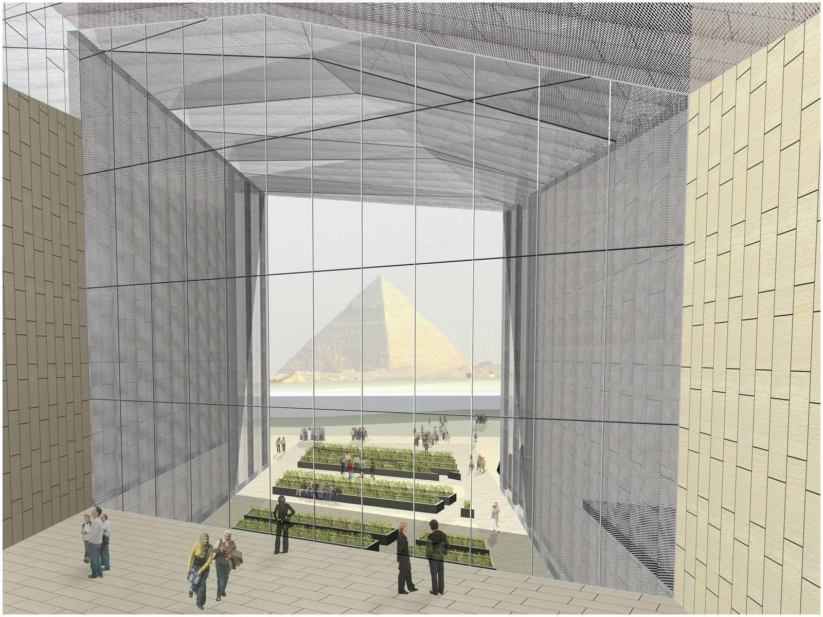 Grand Musée égyptien