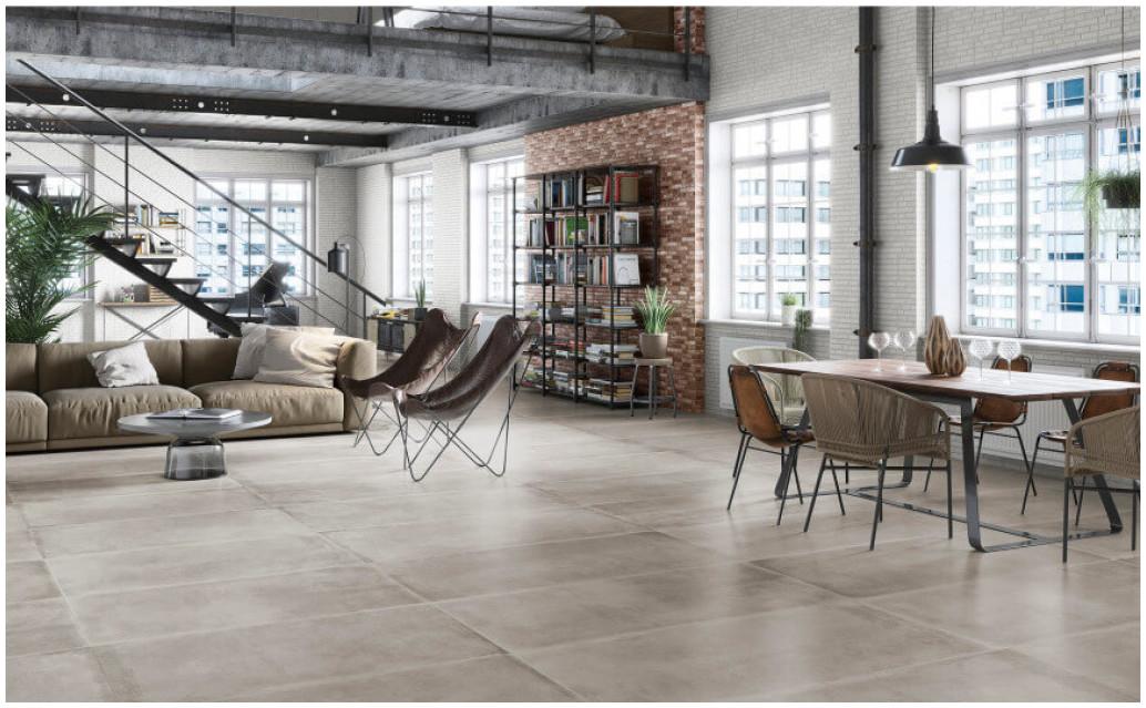 architecture commerciale en style appartement