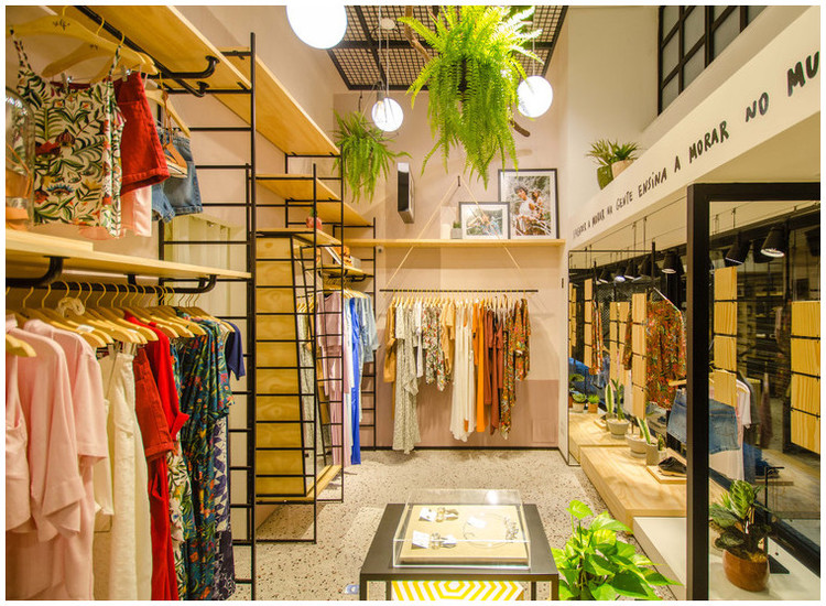 Les concepts stores en architecture commerciale
