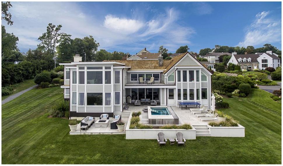 Architecture de maison résidentielle