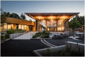 Architecture commerciale d'espaces d'hébergemtn de luxe