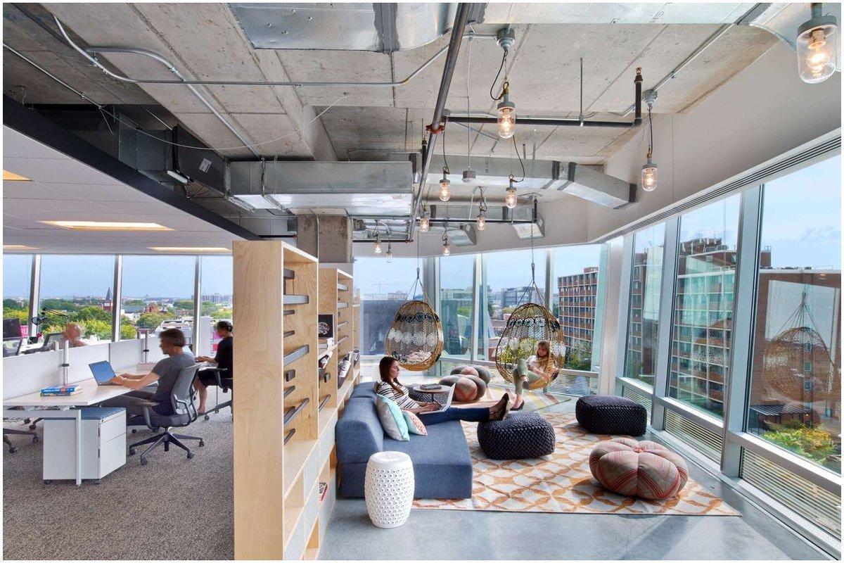 Nouvelles tendances Work Space