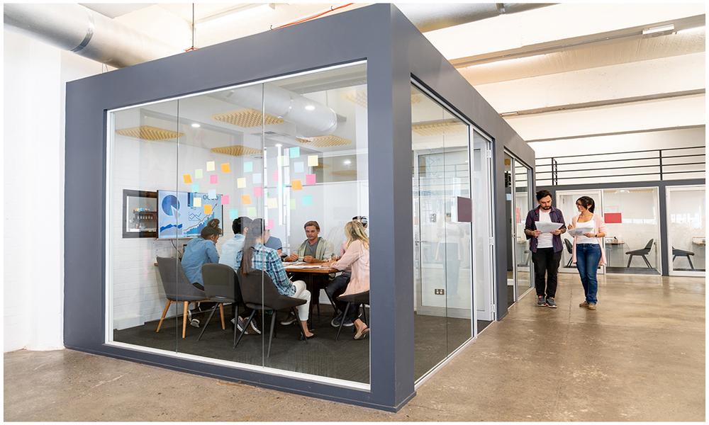 Aménagement d'espaces de réunion en Architecture commerciale