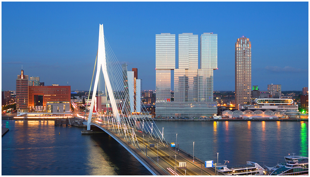 hôtels:Nhow Rotterdam