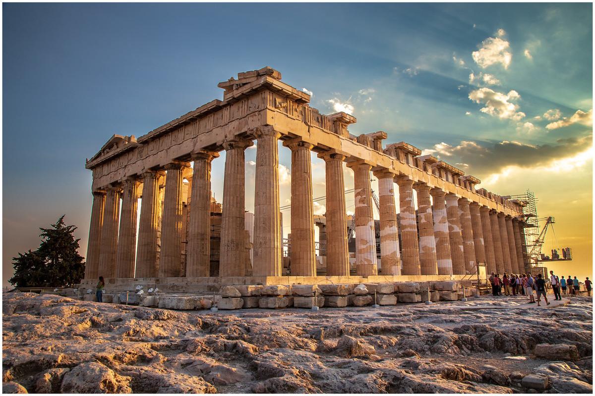 Architecture grecque et romaine