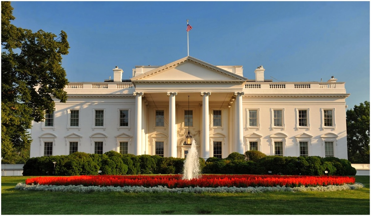 Architecture néoclassique: La maison blanche