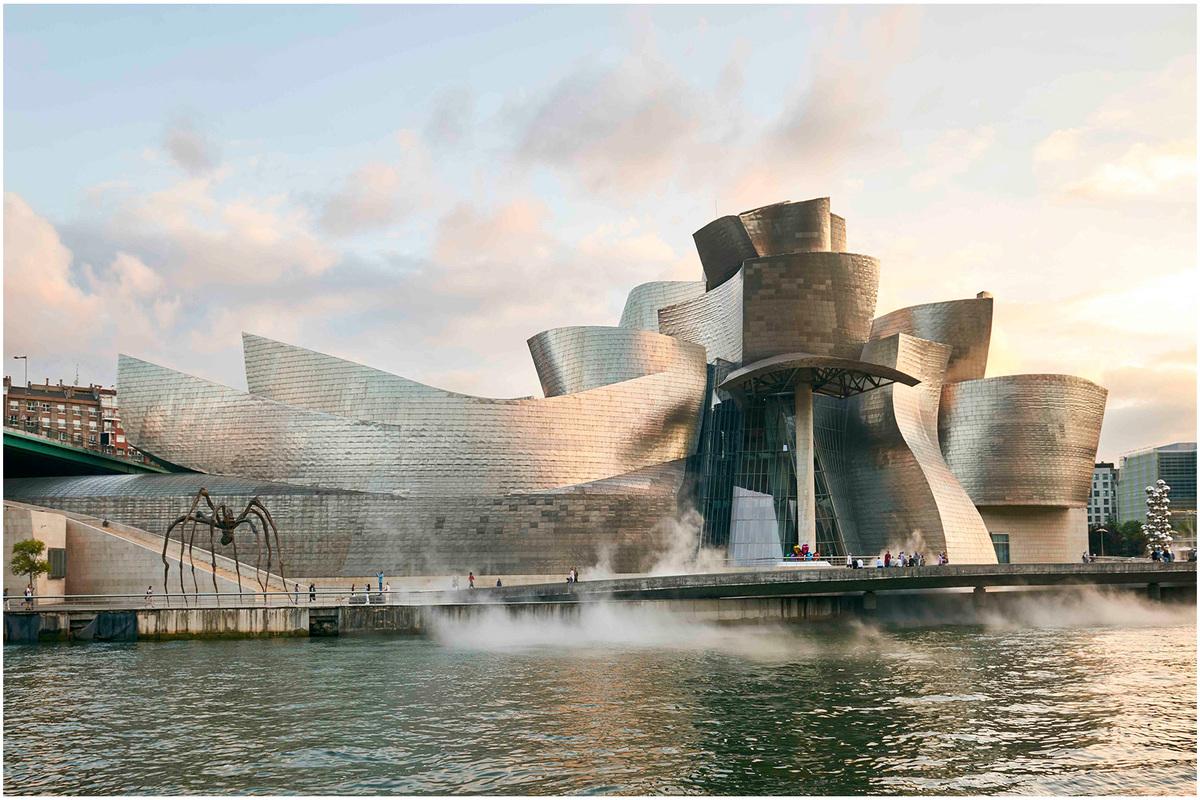 Architecture Postmoderne:Musée Guggenheim