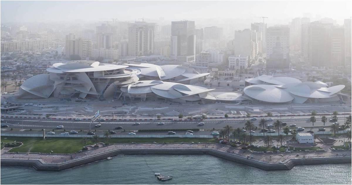 Musée National du Qatar par Atelier Jean Nouvel