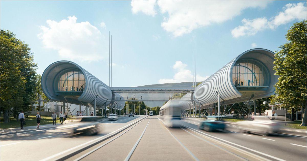 Architecture commerciale par Atelier de piano Renzo Paris