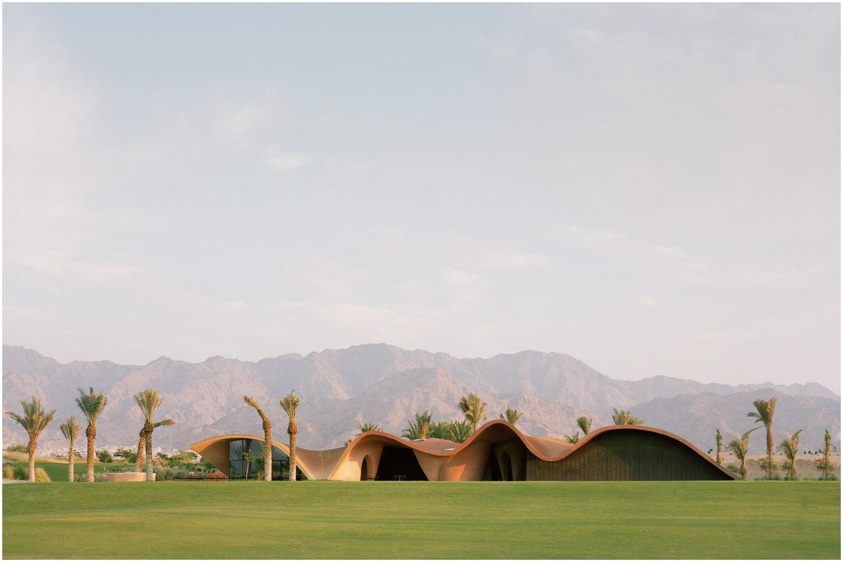 Ayla Golf Club Jordanie