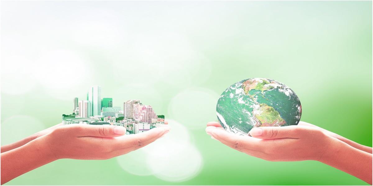 Architecture écologique dans sa dimension environnementale