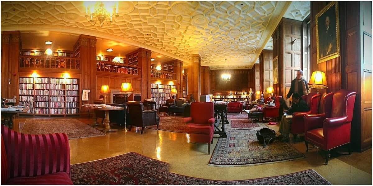 architecure écologique de bibliothèque