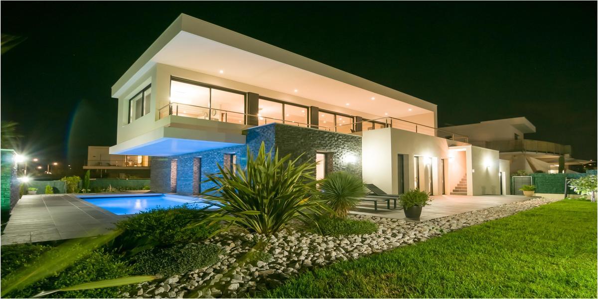 Architecture écologique des residences