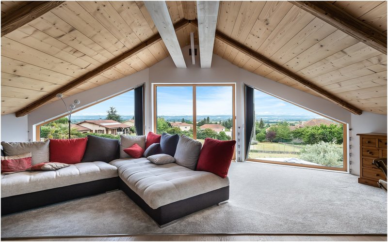 architecture écologique pour une vie saine