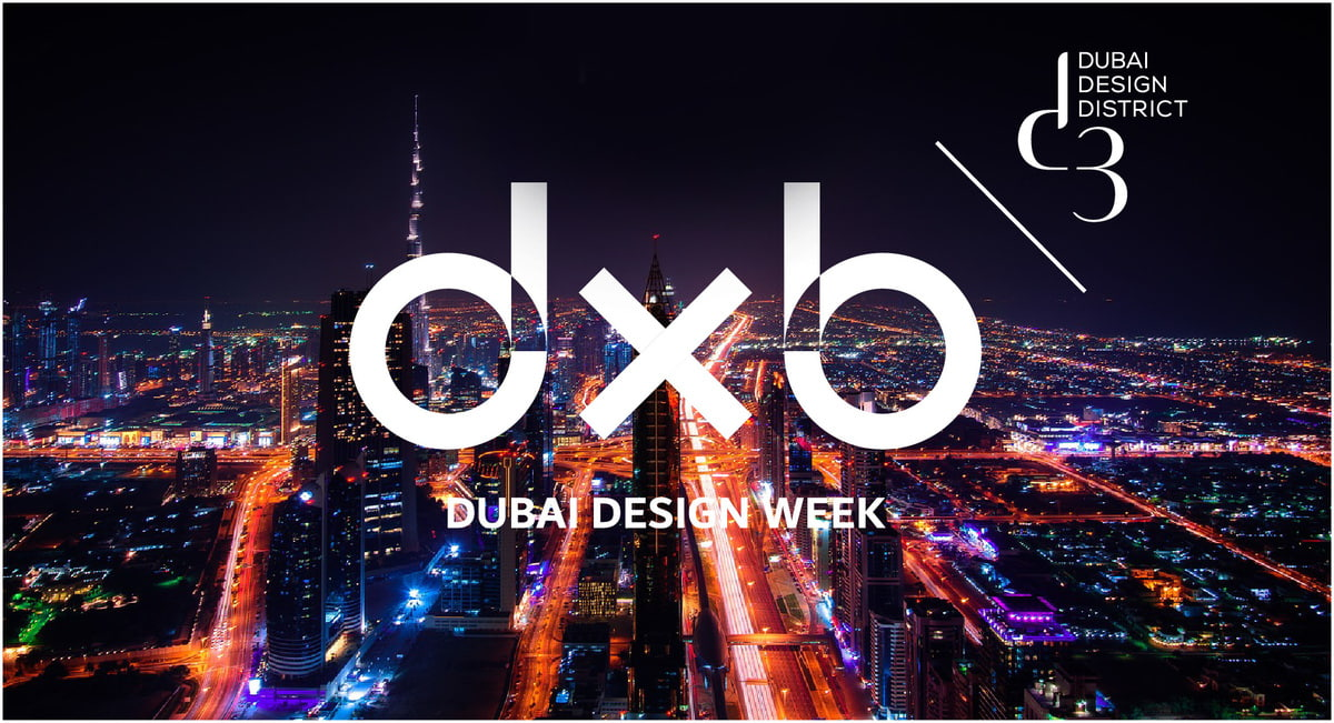 Dubaï design week 2020