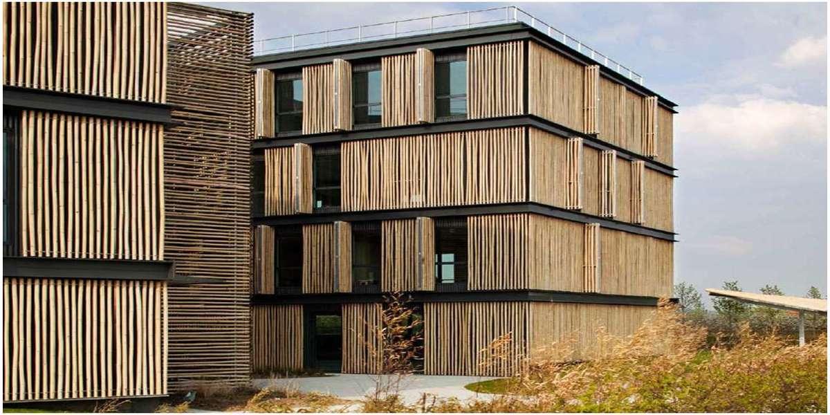 Matériaux écologiques en bois