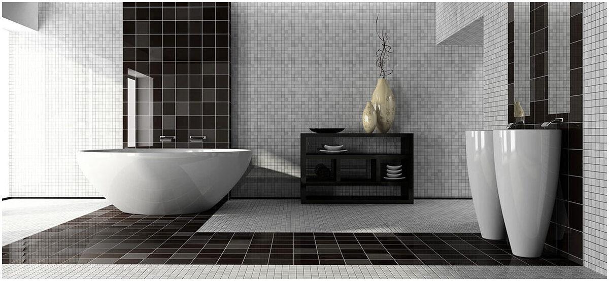 revêtement sol salle de bain antidérapant