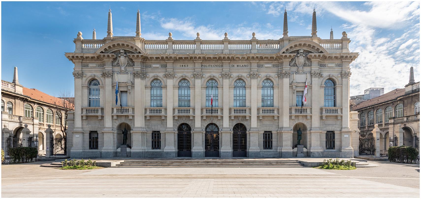 architecture: Politecnico di Milano