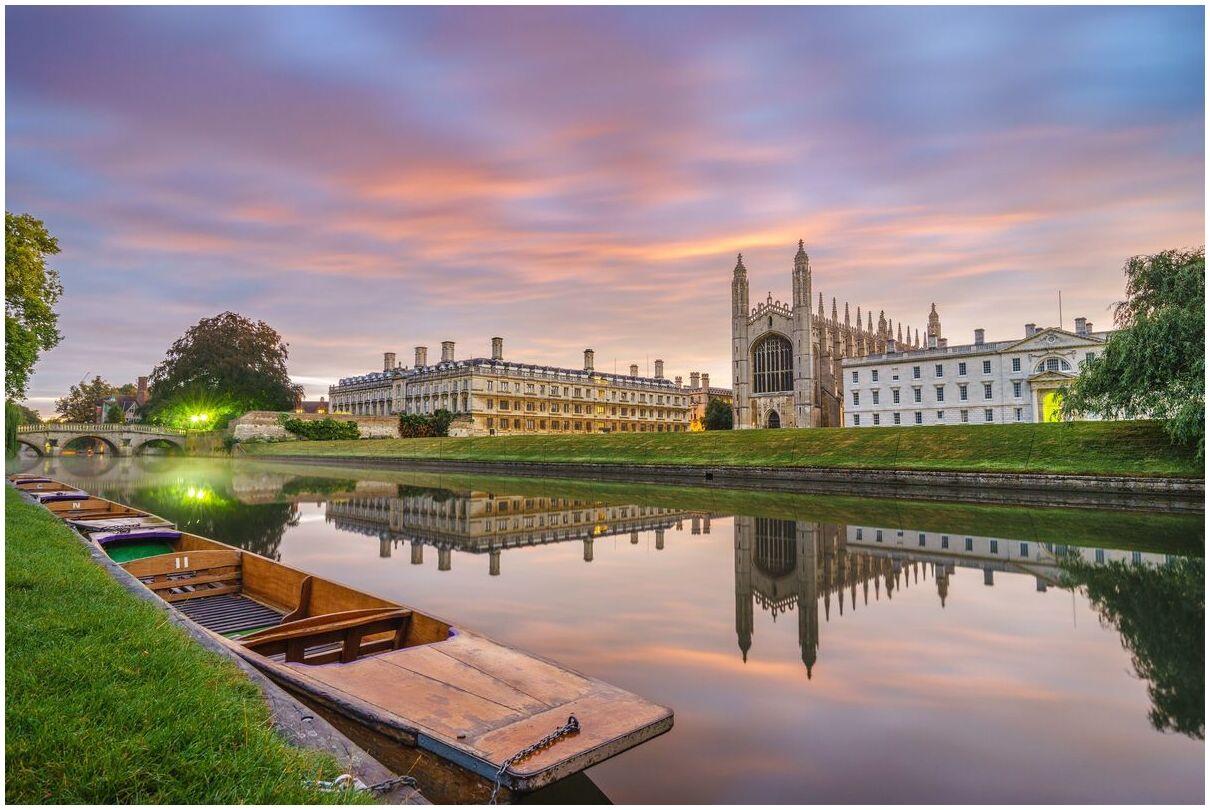 architecture: Université de Cambridge