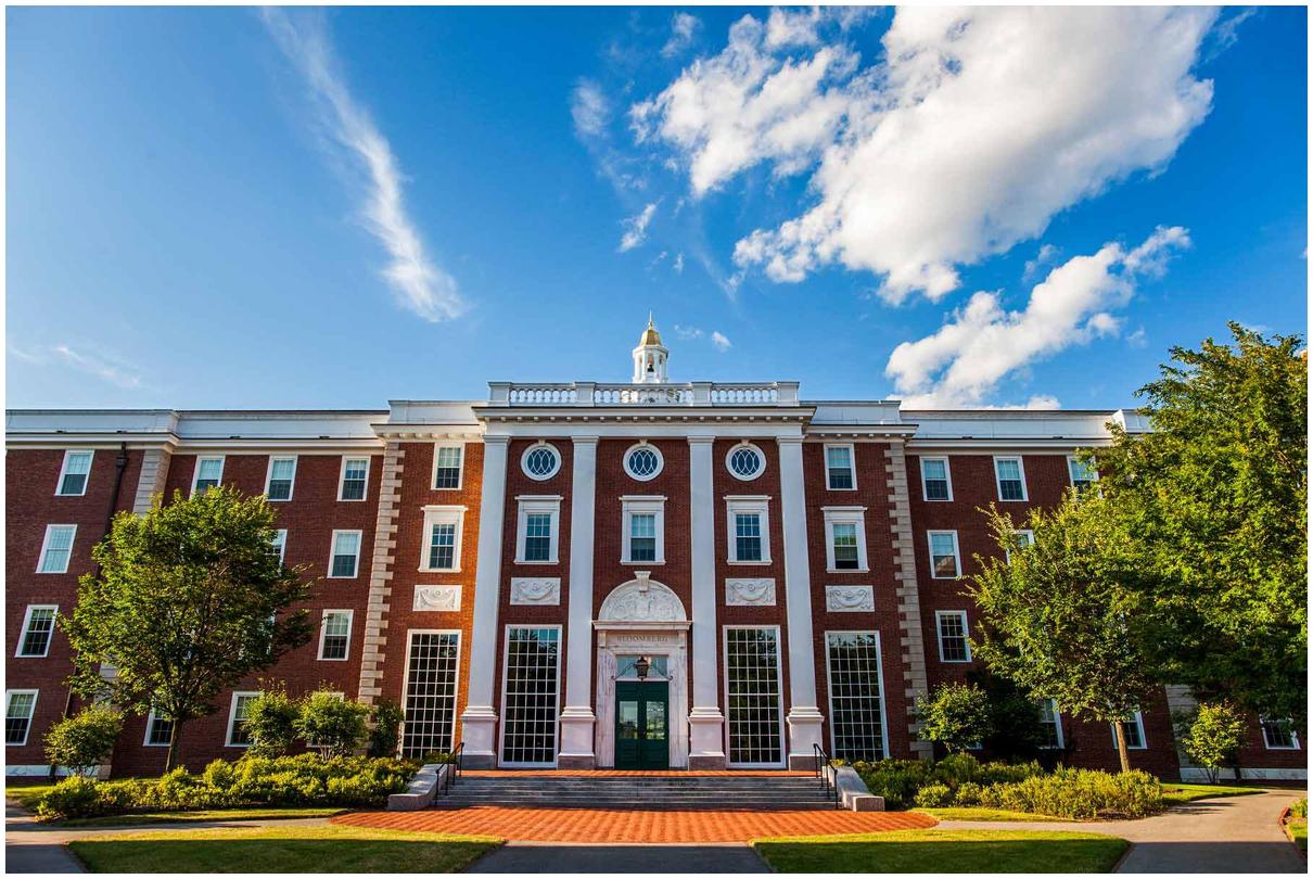 architecture: université de Harvard