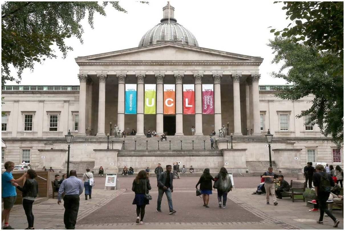 architecture:University College London