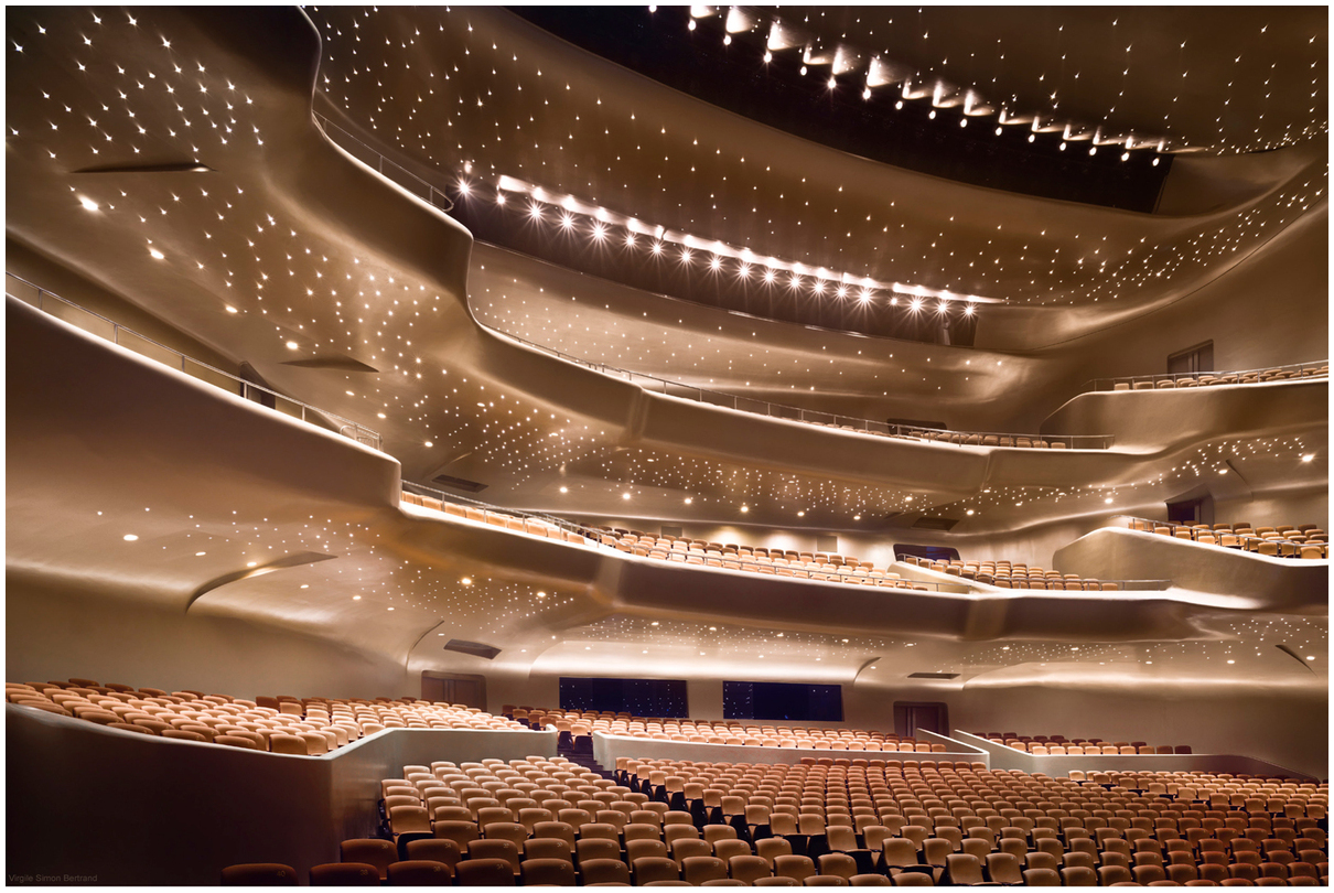 Opéra de Guangzhou, Zaha Hadid