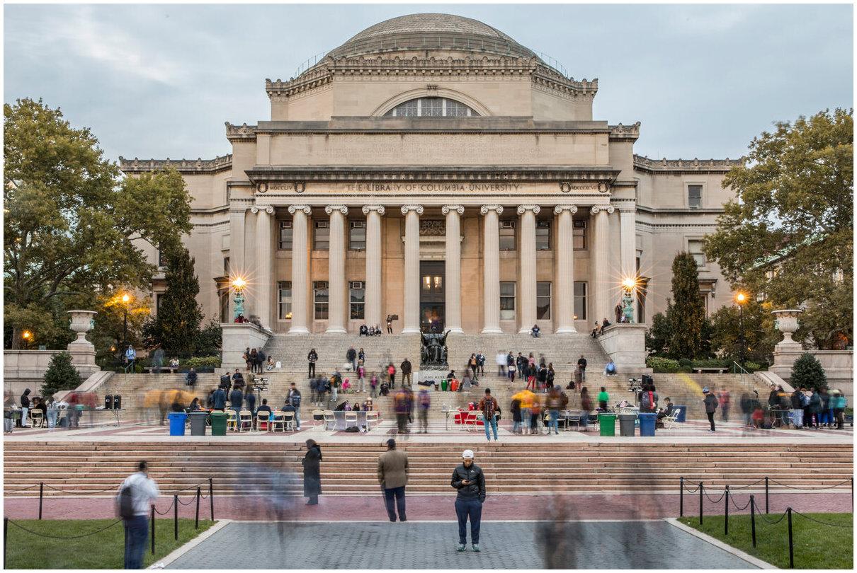 architecture: Université Columbia