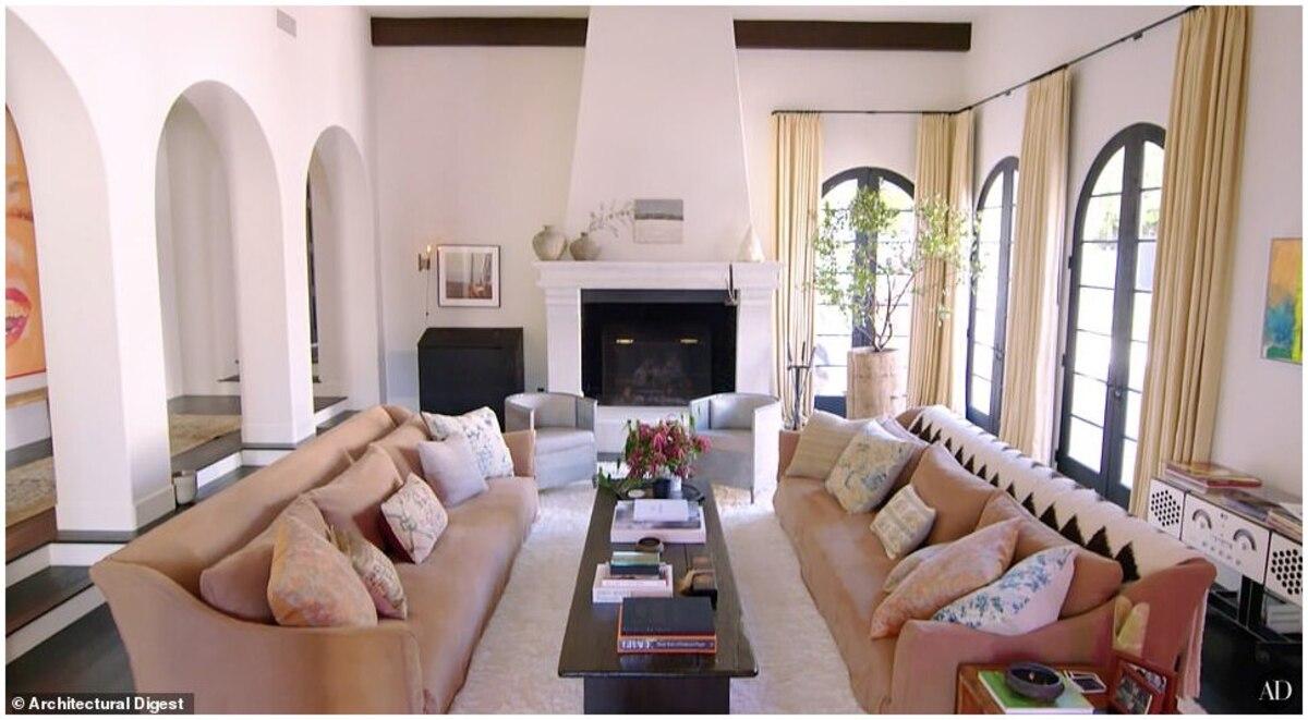Kendall Jenner maison LA
