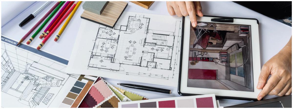 Formation architecte d'intérieur