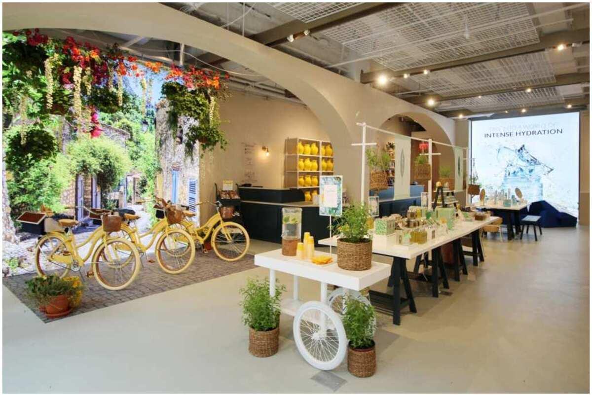 innovation en architecture retail