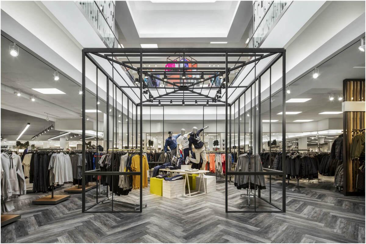 architecture et design retail
