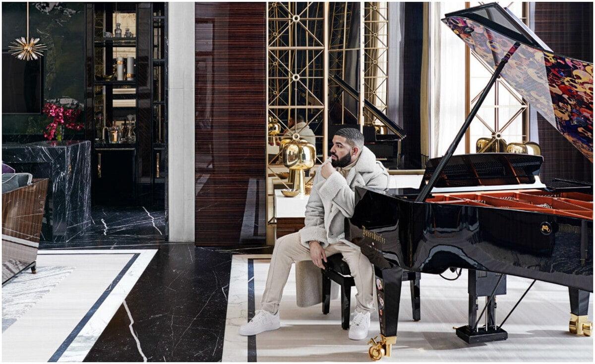 Drake manoir