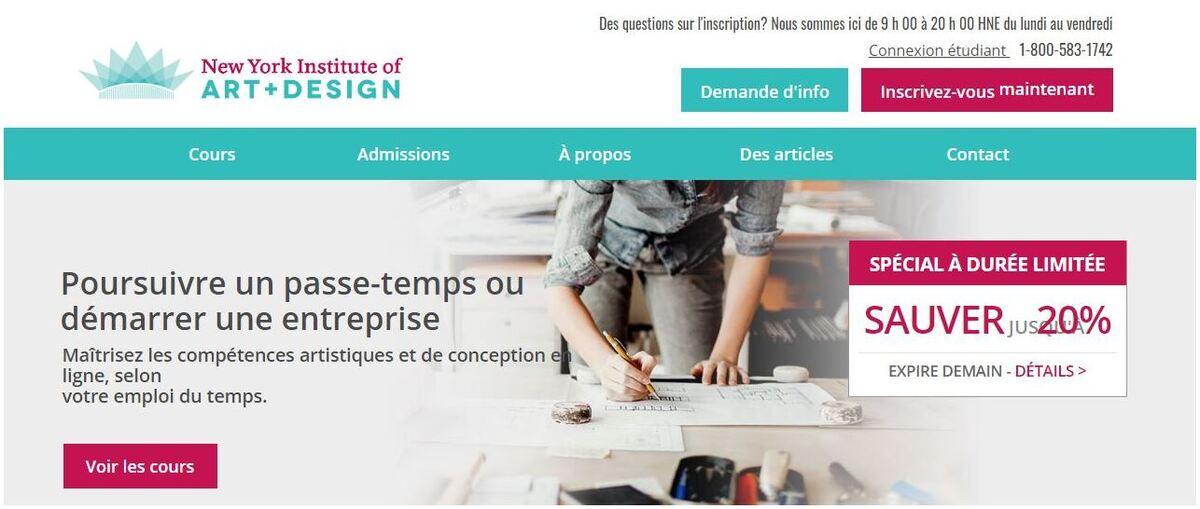 formation en ligne pour les designers d'intérieur