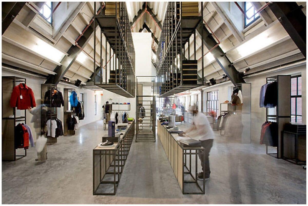 architectes d'intérieur de boutiques