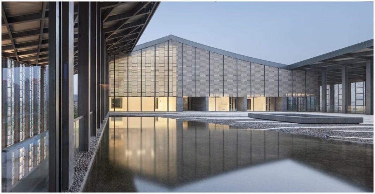 Galerie d'art Fan Zeng, Nantong, Chine / Studio de design original