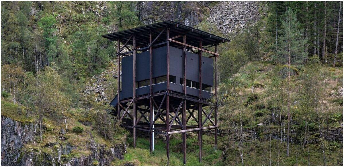 Musée de la mine de zinc Allmannajuvet - Sauda, Norvège / Peter Zumthor