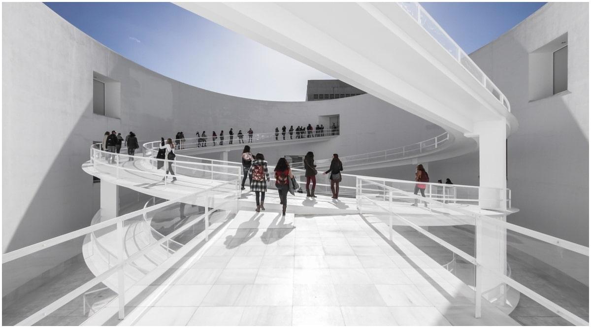 Le MA: Musée de la Mémoire d'Andalousie, Grenade, Espagne / Alberto Campo Baeza