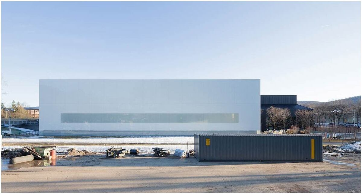 Corning Museum of Glass – Corning, États-Unis / Thomas Phifer et partenaires
