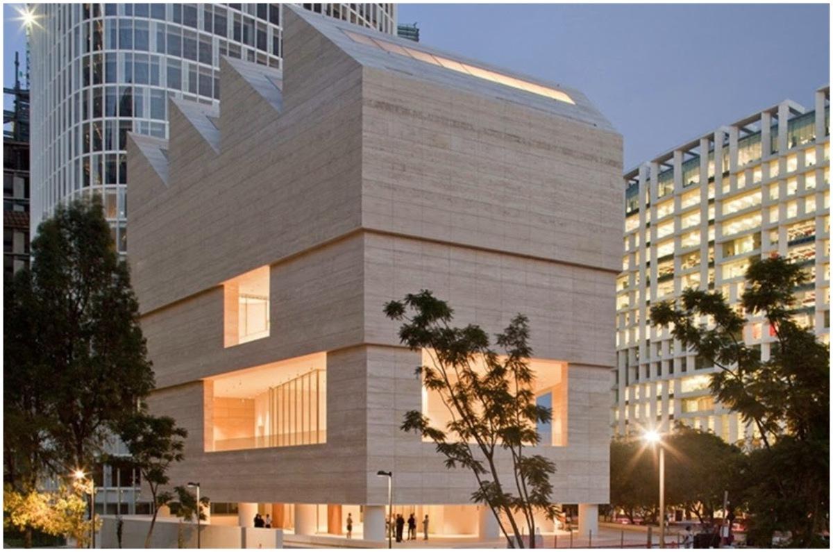 Architecture commerciale des musées