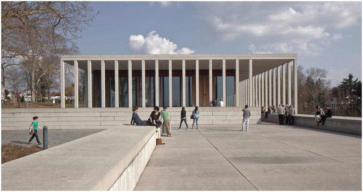 Musée de la littérature moderne / David Chipperfield Architects