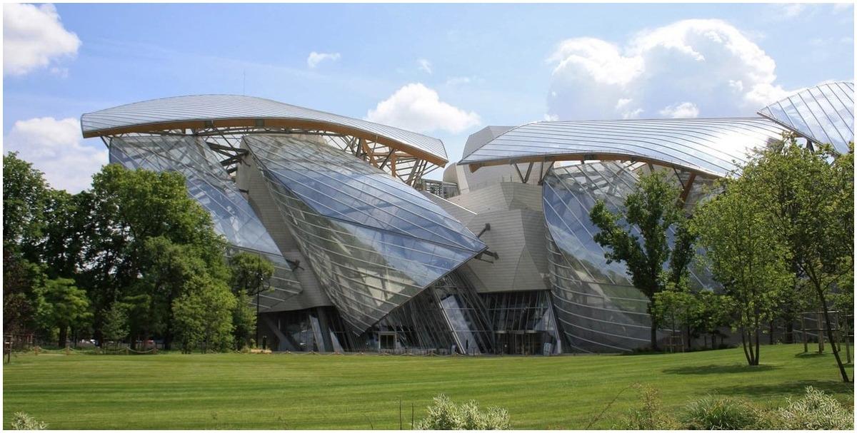 Fondation Louis Vuitton – Paris, France / Gehry Partners