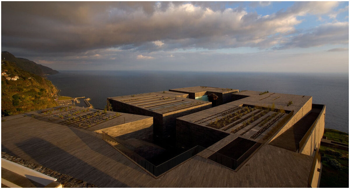 Centre des Arts - Casa Das Mudas, Portugal / Paulo David