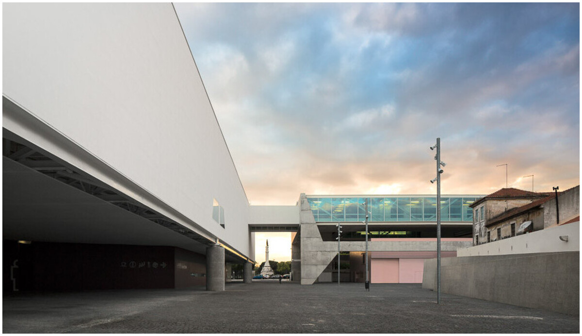 Le dos Coches – Lisboa, Portugal / Paulo Mendes da Rocha + MMBB Arquitetos + Bak Gordon Arquitectos
