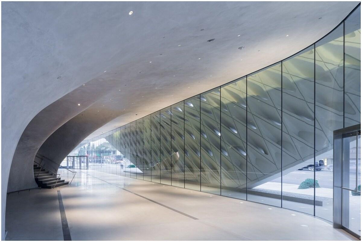 architecture commerciale de musée