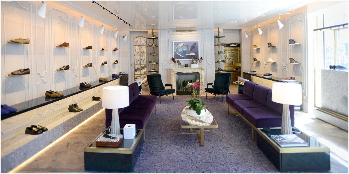 Design retail new york city