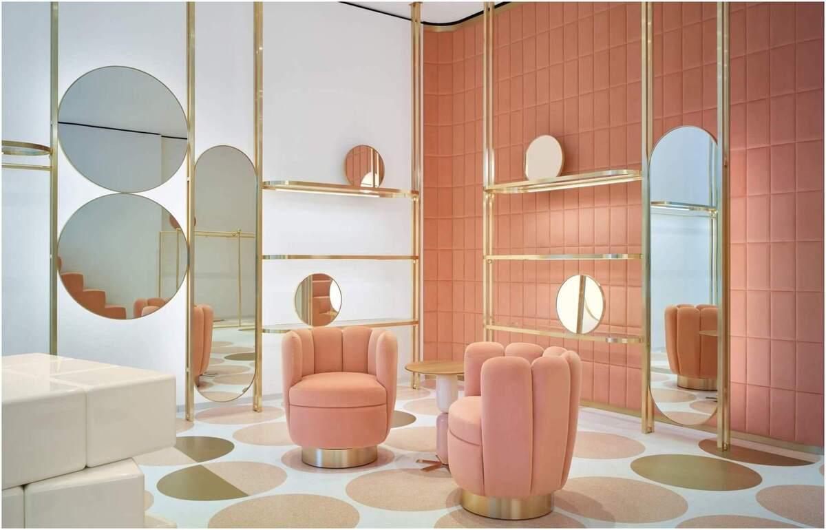 design retail de luxe