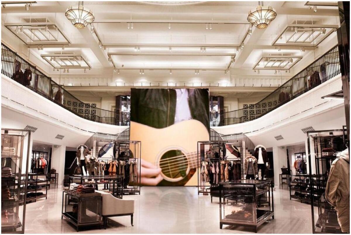 La conception numérique pour le design retail