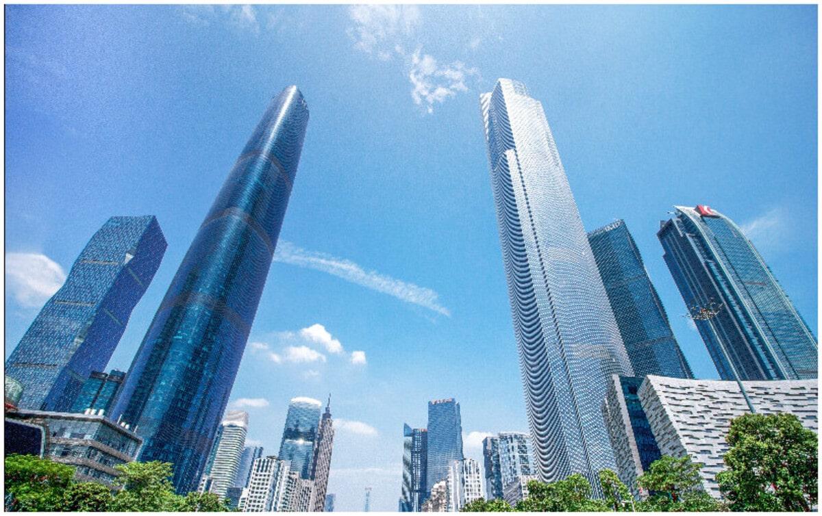 Centre financier du FCT de Guangzhou