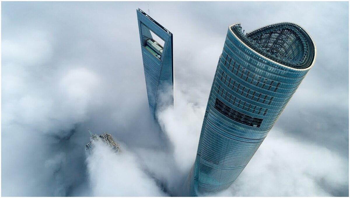 gratte-ciel Shanghai Tower