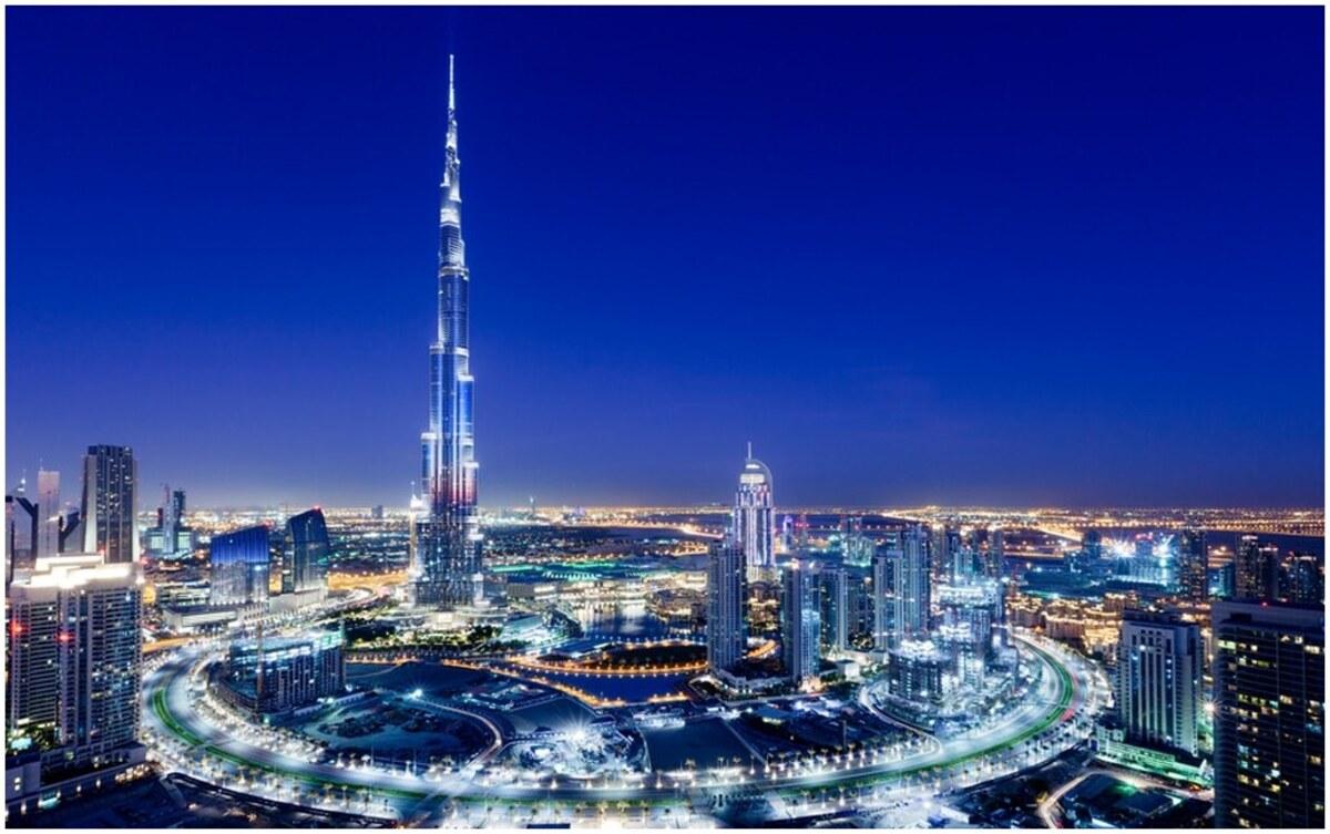 Burj Khalifa, le plus haut bâtiment du monde